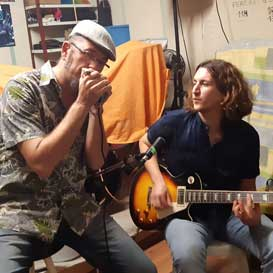 Tendero & Miranda Blues Duo